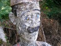 Statue de Mr Gilis