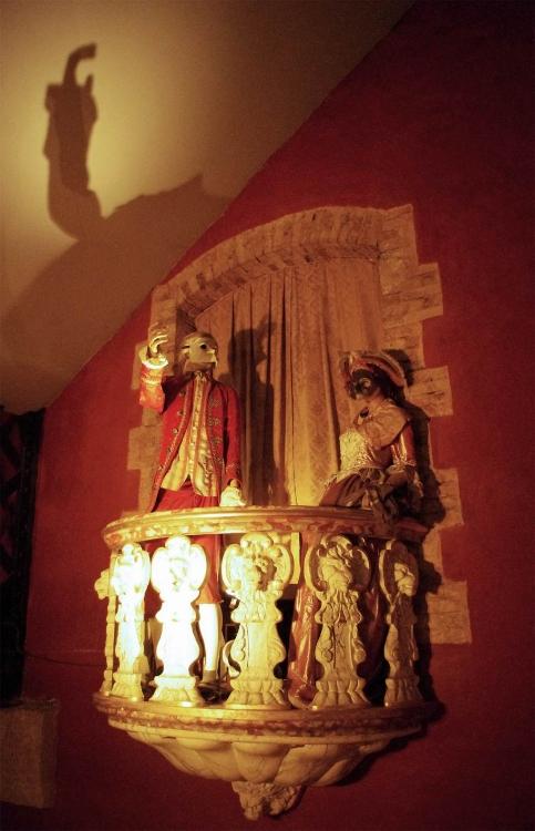 Automates des Salons vénitiens