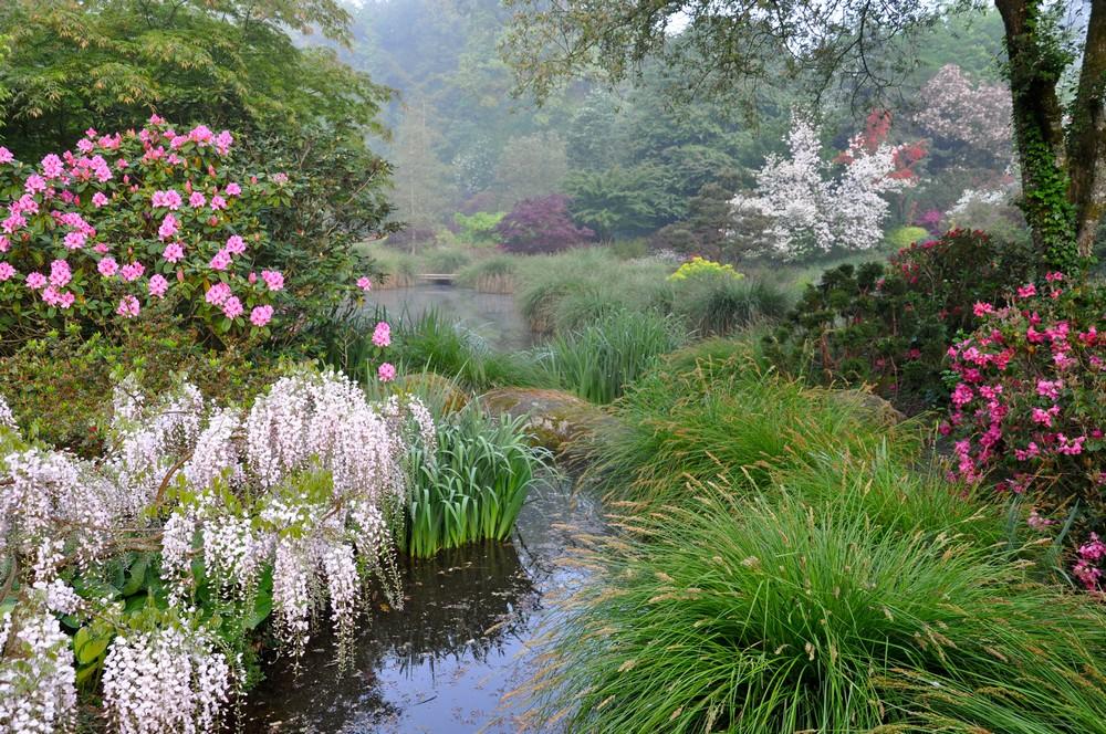 Paresse et contemplation au parc botanique de haute bretagne foug res - Parc botanique de haute bretagne ...