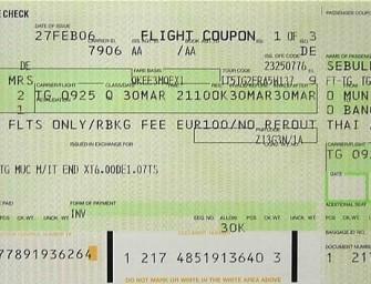 Comment trouver son billet d'avion pas cher ?