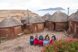 Communauté de Llachon, Pérou