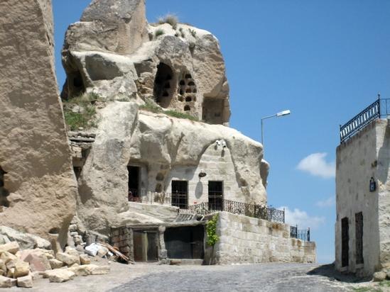 Turquie : au cœur de la Cappadoce en logeant dans les grottes !