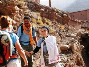 Maroc : une rencontre avec des autochtones dans l'Atlas