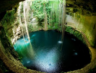 Découverte : les cénotes de la péninsule du Yucatán