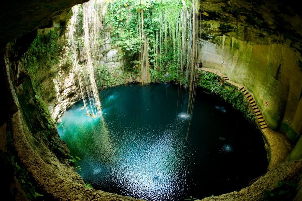 Send My Love Capítulo 14 Cenote