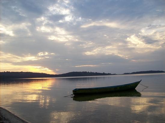 Île Bugala en Ouganda