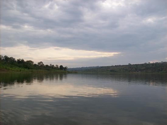 Lac Rwihinda au Burundi
