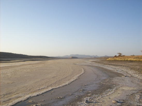 Magadi Lake, Kenya