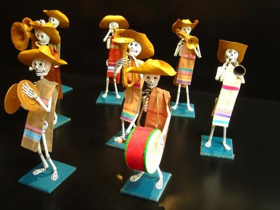 Musée d'art populaire au Mexique