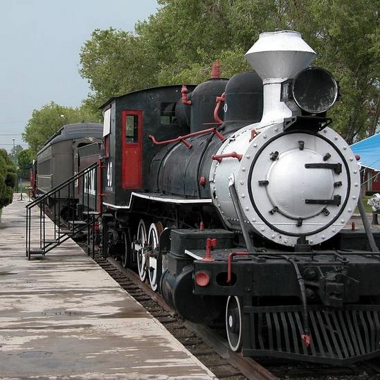 Musée national des chemins de fer au Mexique
