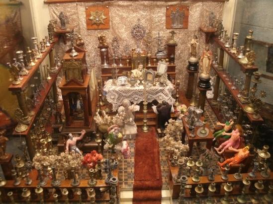 Musée du vieux jouet azu Mexique