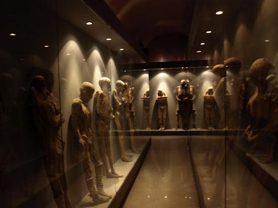 Musée des Momies de Guanajuato
