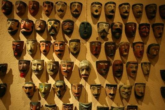 Musée de Rafael Coronel, Mexique