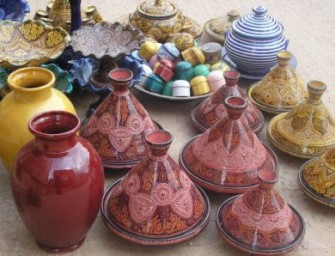 Artisanat marocain : une promenade dans le souk de Marrakech