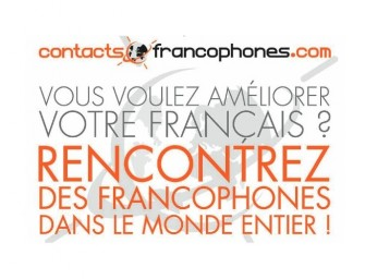 Contacts francophones : un site pour pratiquer les langues et faire des rencontres