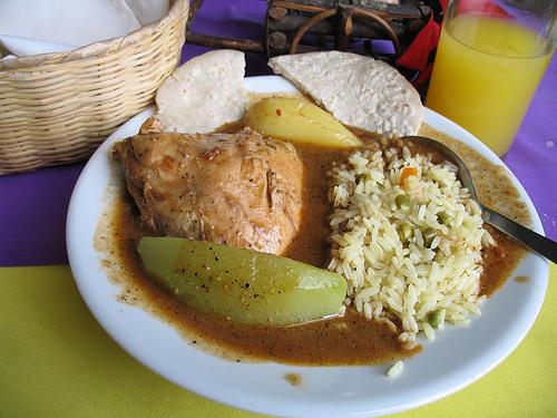 dinde guatemalteque
