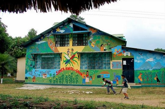 Village de Santa Anita La Union