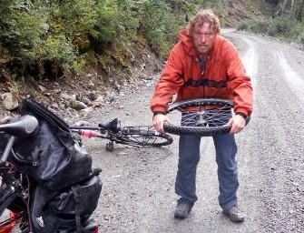 Paso Río Mayer : 10 kilomètres en enfer