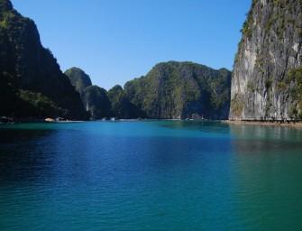 Ecotourisme au Vietnam: Tam Coc, ou la baie d'Halong terrestre