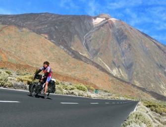 A vélo dans les îles Canaries