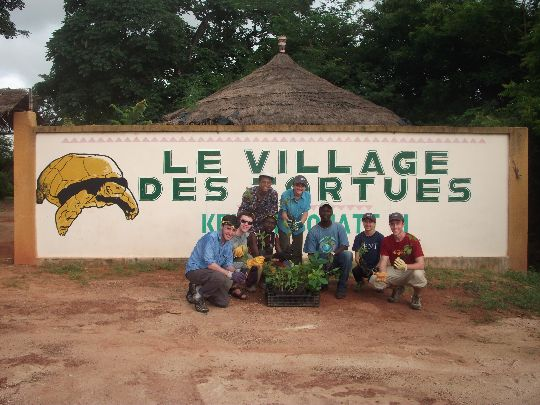 Le village des tortues à Noflaye