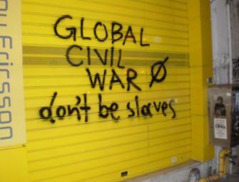 Athènes en photo : solidarité avec la Grèce, street art et graffiti à Exarchia