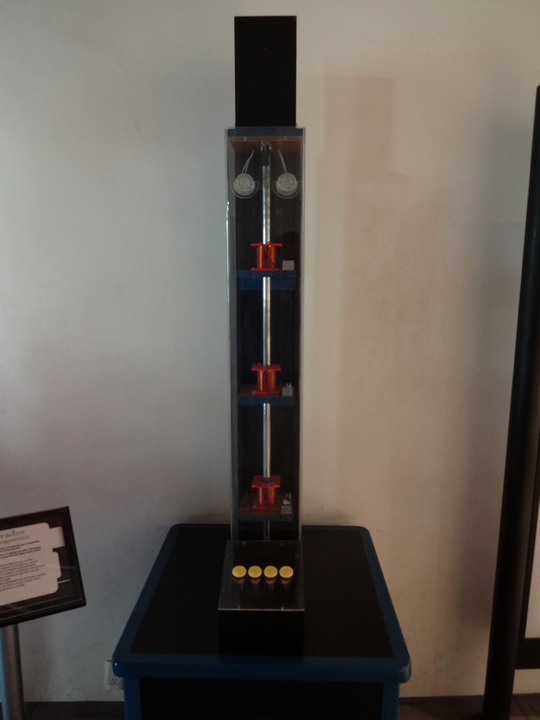 Accélérateur électromagnétique