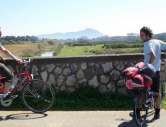 Intervioù : le vélo, «le meilleur moyen de voyager»