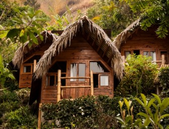 Isla Verde : un hôtel écologique au lac Atitlán