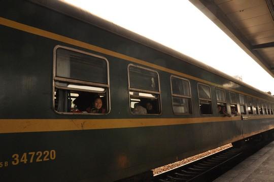 Train en Chine : l'aventure à 50 km/h