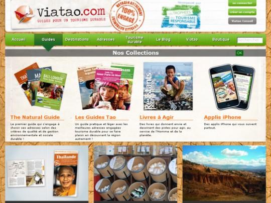 Viatao screenshot