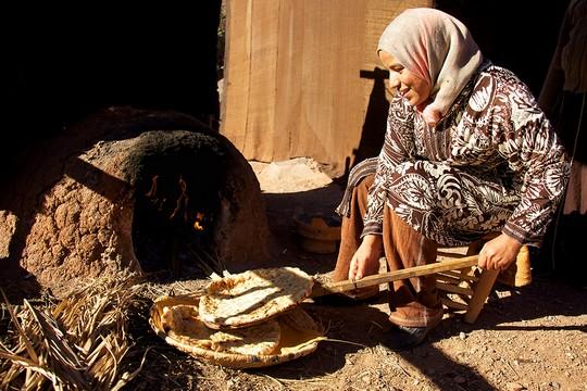 hotel-ecologique-maroc-ouednoujoum-pain-trad