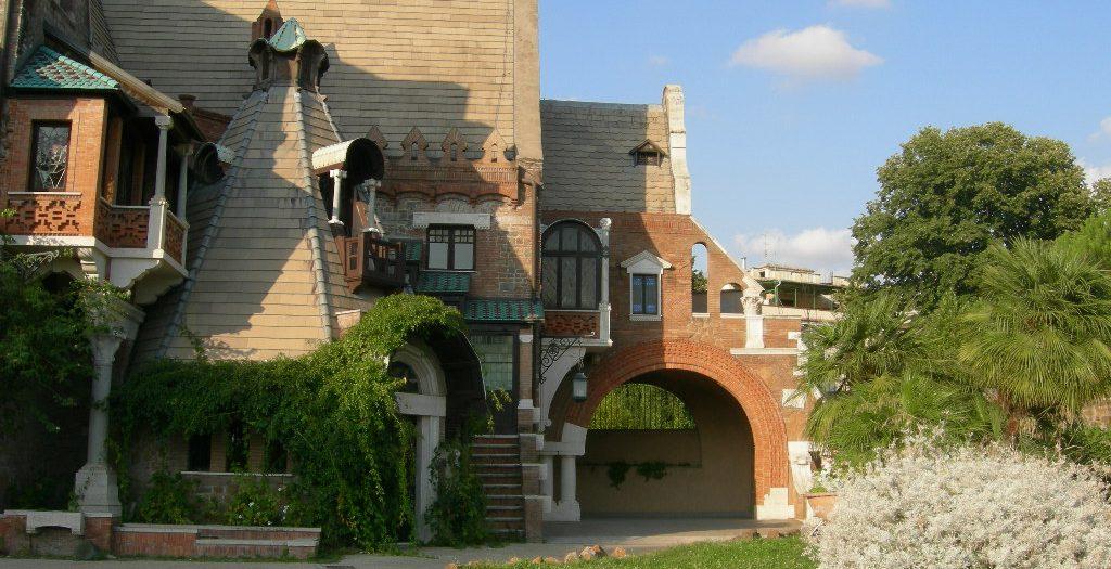 La casina delle civite rome ou la maison des chouettes for Nommer sa maison