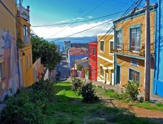 Visiter Valparaíso à pied, en bus, en colectivo…