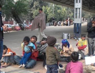 A Delhi, dans les pas des enfants des rues de Pahargangj
