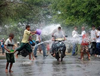 Thingyan, le Nouvel an birman et sa fête de l'eau