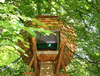 Hébergement insolite en Limousin : « les yourtes et cabanes me font moi-même rêver »