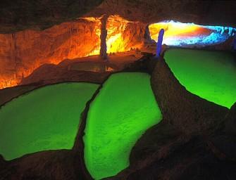 Cova de Can Marça : une visite de grotte enchanteresse sur l'île d'Ibiza