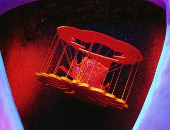 A l'insolite Musée de l'art fluorescent, plongez dans le psychédélisme