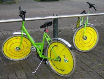 Découvrez 5 villes d'Europe grâce aux vélos publics (Infographie)
