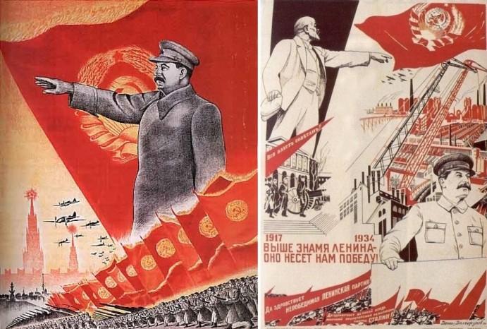 Propagande soviétique pour l'armée