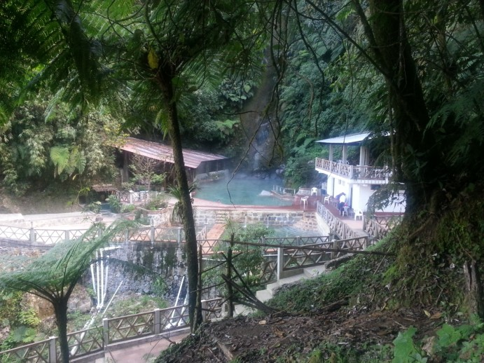 Les bassins des Fuentes Georginas