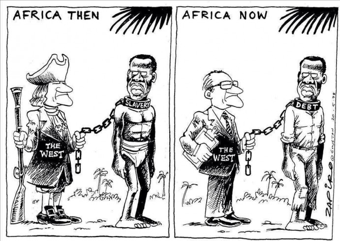 africa then africa now