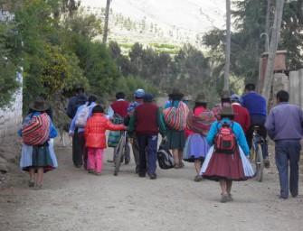 Le Pérou « authentique » (1e partie) : à la rencontre de l'Inca imaginaire