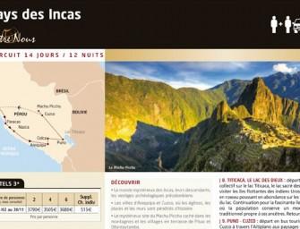 Le Pérou « authentique » (2e partie) : tourisme mystique et pièges à con