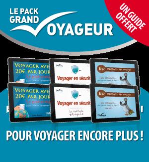 Le Pack Grand Voyageur