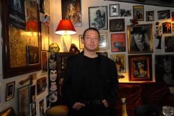 Jacques Sirgent, créateur de ce singulier et passionnant Musée des Vampires
