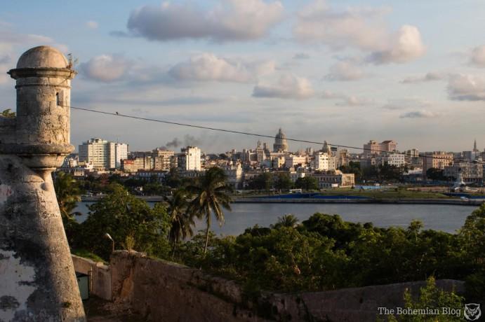 Vue de la Havane (Cuba)