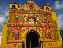 San Andrés Xecul, mille-feuille cultu(r)el entre tradition et modernité