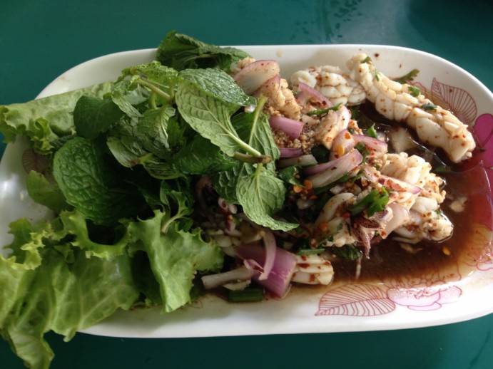 cuisine-thai-Plamuk Neug Manao